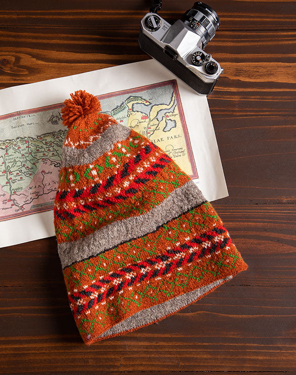 Pottmütz: Re-creating a Forgotten Cap Knitting Pattern