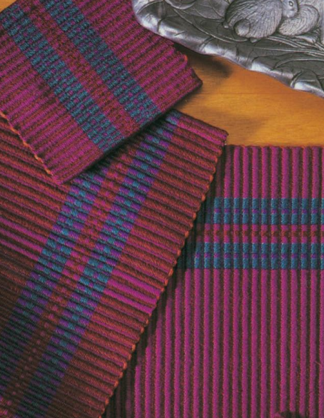 Best of Handwoven: Top Ten Table Runners on Four Shaft eBook