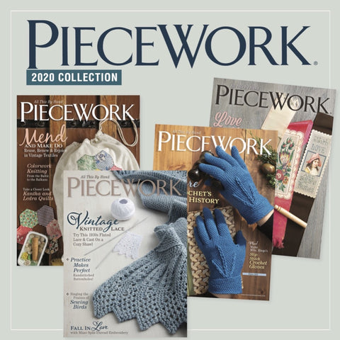 PieceWork 2020 Collection Download