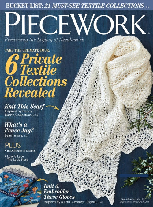 PieceWork November/December 2017 Digital EditionImage