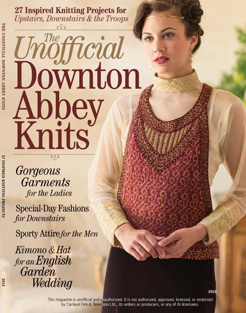The Unofficial Downton Abbey Knits, Digital EditionImage