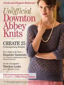 The Unofficial Downton Abbey Knits, 2014 Digital EditionImage