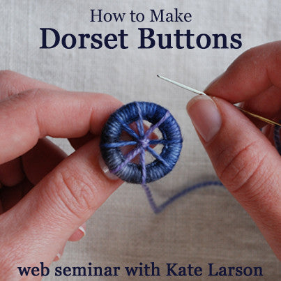 How To Create Dorset ButtonsImage