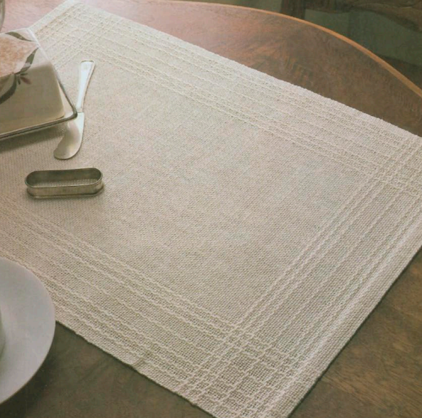 Best of Handwoven: Top Ten Placemats on Eight Shafts eBook