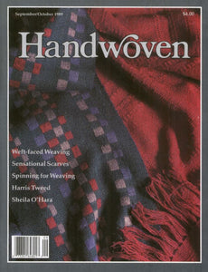 Handwoven, September/October 1989 Digital EditionImage