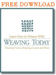 Free Weaving Instructions to Learn How to WeaveImage