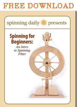 Spinning for Beginners - Free Tutorial eBookImage