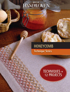 Best of Handwoven: Honeycomb Technique Series eBookImage