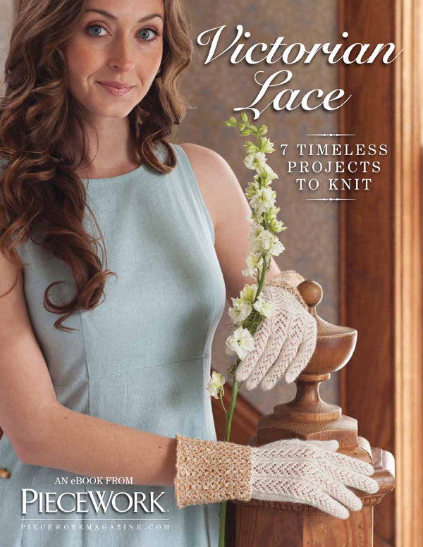 Victorian Lace eBook: 7 Timeless Projects to KnitImage
