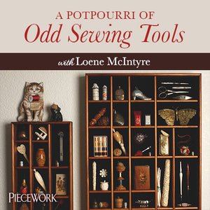 A Potpourri of Odd Sewing Tools Video DownloadImage