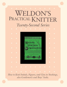 Weldon's Practical Knitter, Series 22 eBookImage