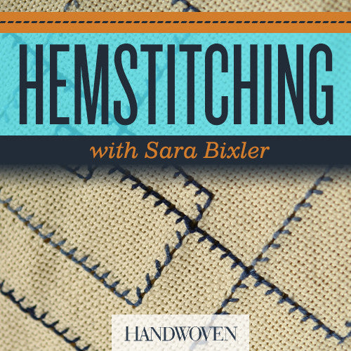 Creative Weaving: Designing with Hemstitching Video DownloadImage