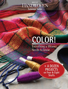 Best of Handwoven: Color! Everything a Weaver Needs to KnowImage
