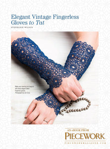 Elegant Vintage Fingerless Gloves to Tat eBookImage