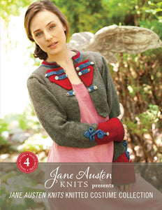 Jane Austen Knitted Costume Collection eBookImage