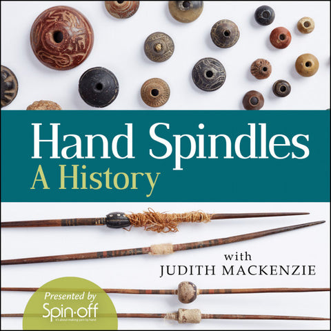 Hand Spindles: A History Video DownloadImage