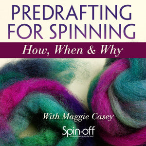 Predrafting for Spinning: How, When & Why Video DownloadImage