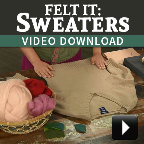 Felt It: Sweaters Video DownloadImage