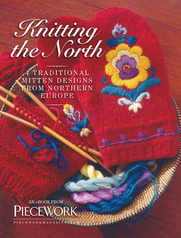 Knitting the North eBook: 4 Traditional Mitten Patterns from Northern EuropeImage