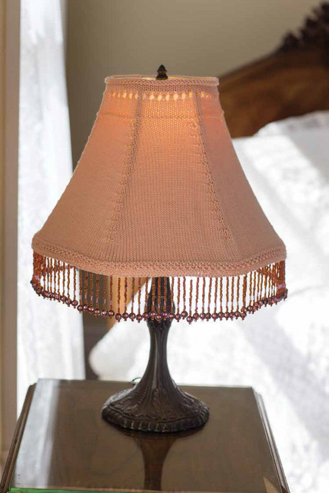 A Lampshade for the Grand House Knitting Pattern DownloadImage