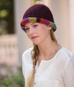 Let's Ride to Ripon Hat Knitting Pattern DownloadImage