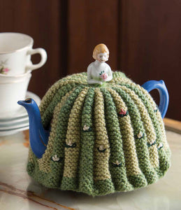 Tea Cozy for Cook Knitting Pattern DownloadImage