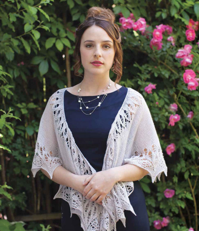 A Shawl for Emma Knitting Pattern DownloadImage