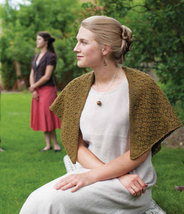 Harriet's Little Shoulder Shawl Knitting Pattern DownloadImage