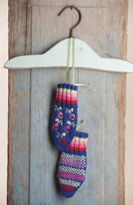 Lithuanian Baby Mittens to Knit Knitting Pattern DownloadImage
