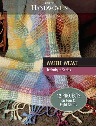 Best of Handwoven: Projects in Waffle Weave eBookImage