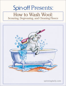 Spin-Off Presents: How to Wash Wool eBookImage