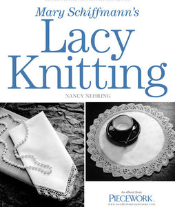 Mary Schiffmann's Lacy Knitting eBookImage