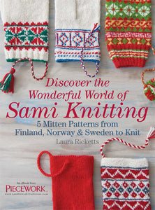 Discover the Wonderful World of Sami Knitting eBook by Laura RickettsImage