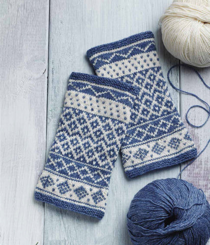 Sweater Traditions from Finland: Vora-Inspired Arm WarmersImage