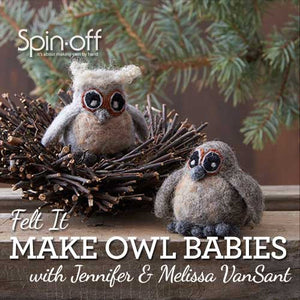 Felt It: Make Owl Babies Video DownloadImage