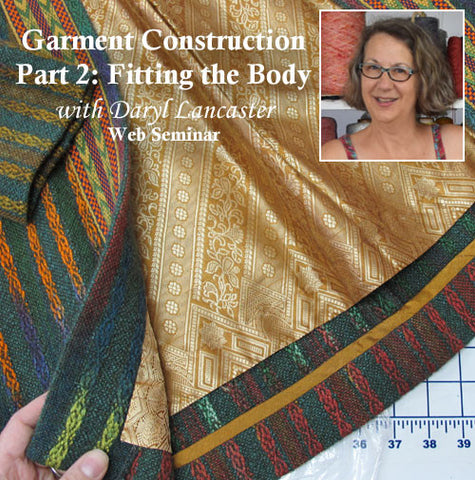 Garment Construction Part 2: Fitting the BodyImage