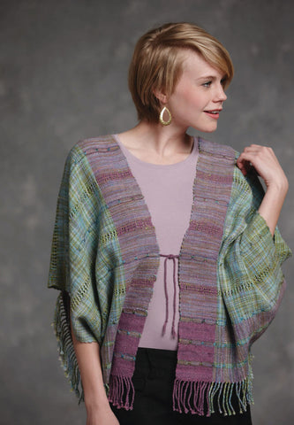 Little-Sew Lacy Vest Weaving Pattern DownloadImage