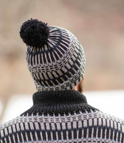 Jan Uitham's Hat Knitting Pattern DownloadImage