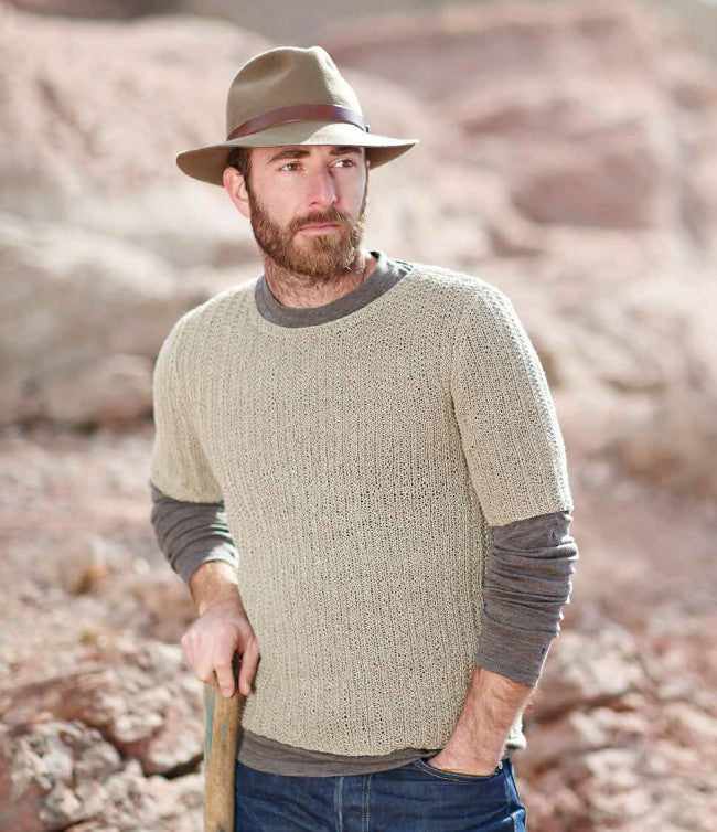 Egyptian Desert Tee Knitting Pattern DownloadImage
