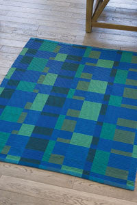 A Rep Rug to Honor Cranbrook's Legacy Weaving Pattern DownloadImage