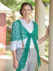 Hiddenite Shawl Pattern DownloadImage