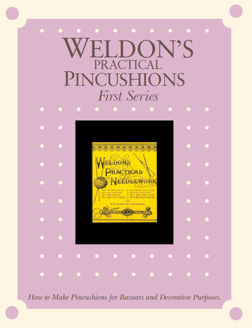 Weldon's Practical Pincushions eBookImage