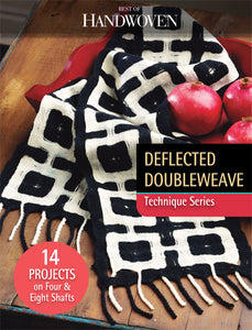 Best of Handwoven: Deflected Doubleweave eBookImage
