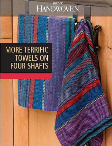 Best of Handwoven: More Terrific Towels on Four Shafts eBookImage
