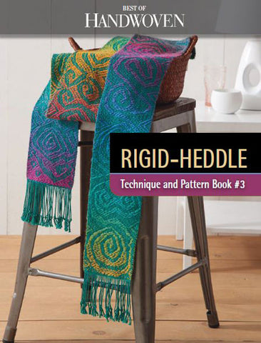 Best of Handwoven: Rigid-Heddle Technique and Pattern eBook #3Image