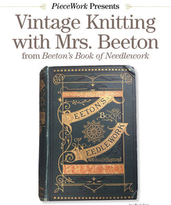 PieceWork Presents: Vintage Knitting with Mrs. Beeton eBookImage