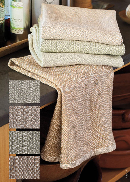 Peaceful Rhythm Towels by Sarah H. Jackson Weaving Pattern DownloadImage
