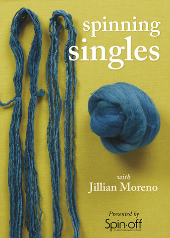 Spinning Singles with Jillian Moreno Video DownloadImage