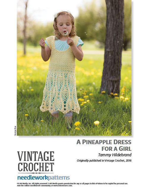 A Pineapple Dress for a GirlImage