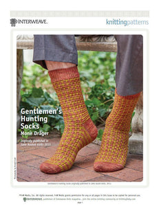 Gentlemen's Hunting SocksImage